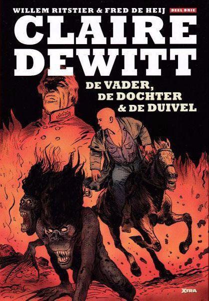 Claire Dewitt 3 De vader, de dochter & de duivel