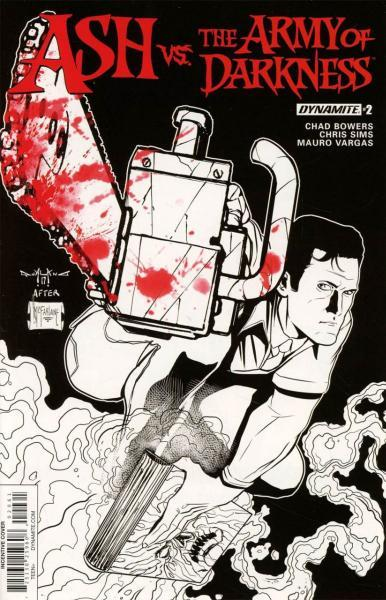 Ash Vs. The Army of Darkness 2 Issue #2