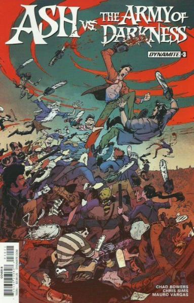 Ash Vs. The Army of Darkness 3 Issue #3