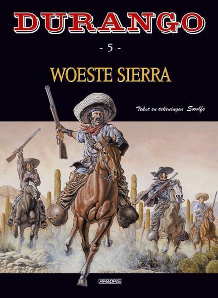 Durango 5 Woeste Sierra