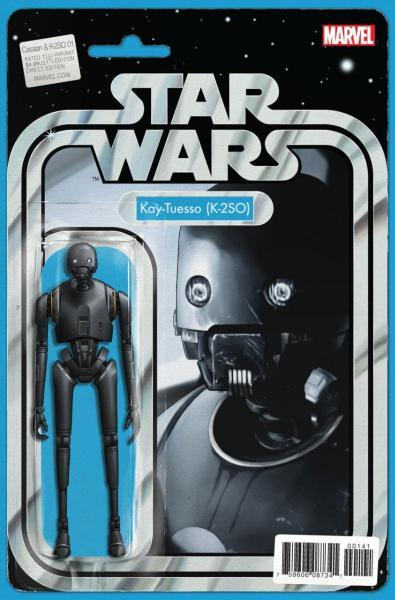 Star Wars: Rogue One - Cassian and K-2SO Special 1 Star Wars: Rogue One - Cassian and K-2SO Special