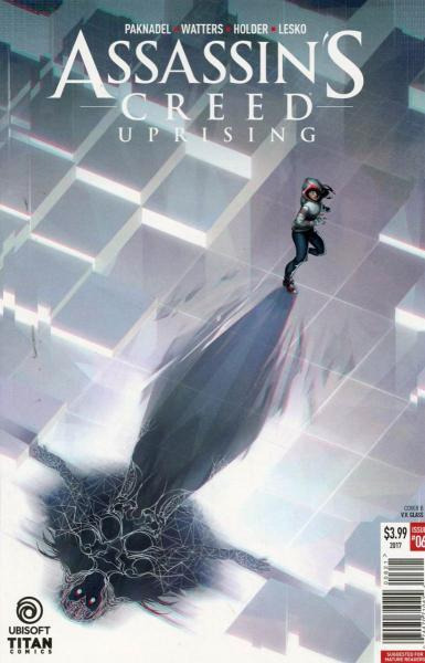 Assassin's Creed: Uprising 6 Issue #6