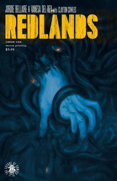 Redlands 1 Issue #1