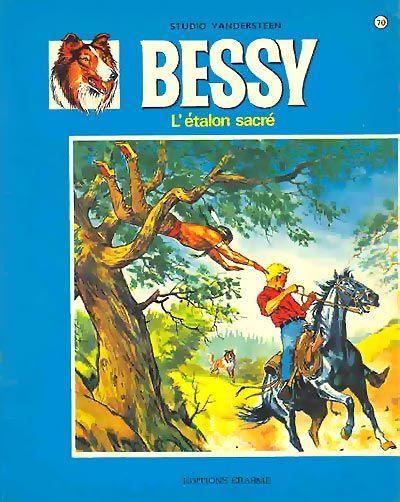 Bessy (Erasme) 70 L'étalon sacré