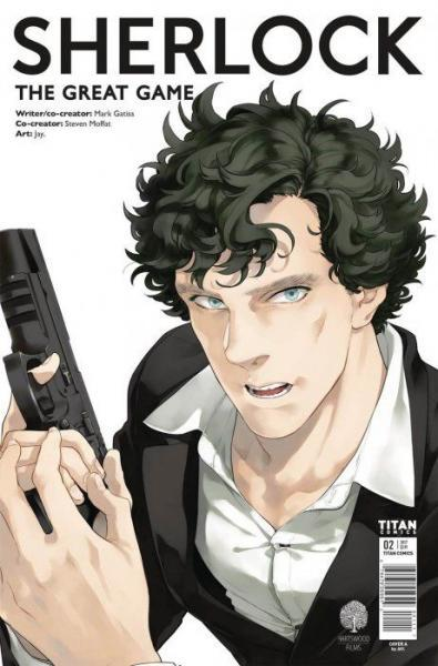 Sherlock: The Great Game 2 Issue #2