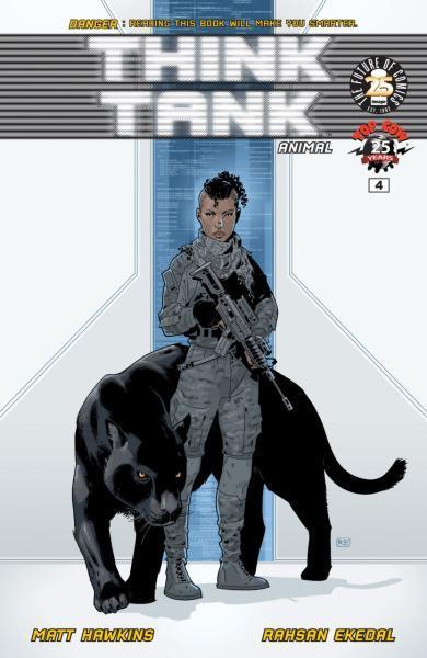 Think Tank: Animal 4 Issue #4