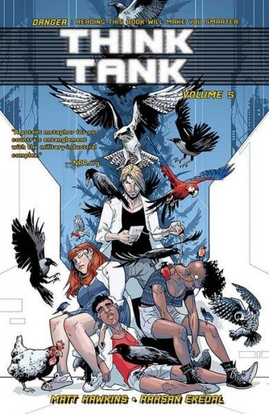 Think Tank: Animal INT 5 Volume 5