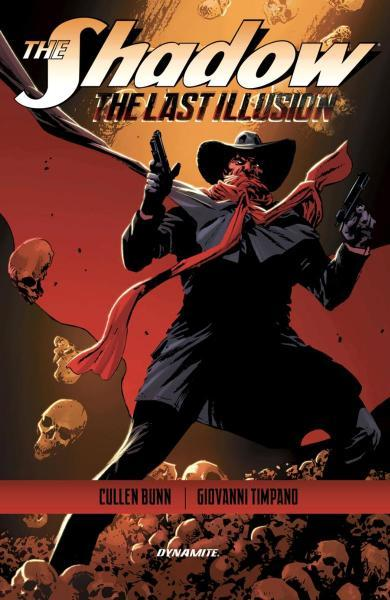 The Shadow (Dynamite Entertainment) INT A1 The Last Illusion