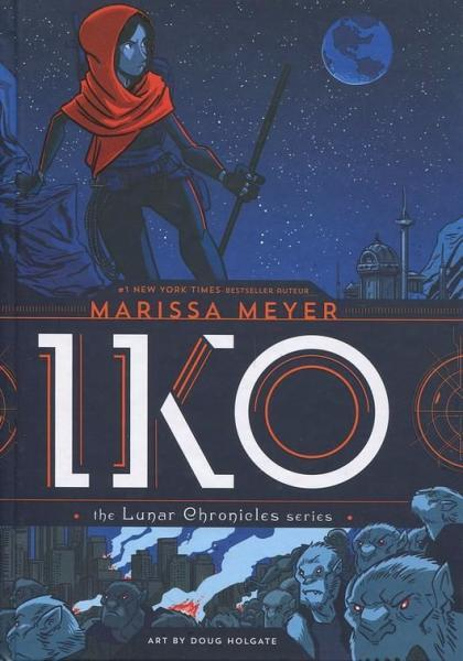 The Lunar Chronicles 1 Iko