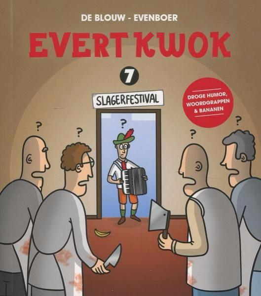 Evert Kwok 7 Slagerfestival