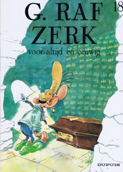 G. Raf Zerk 18 Voor altijd en eeuwig