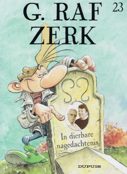G. Raf Zerk 23 In dierbare nagedachtenis