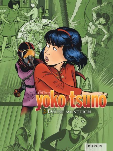 Yoko Tsuno INT 2 Duitse avonturen