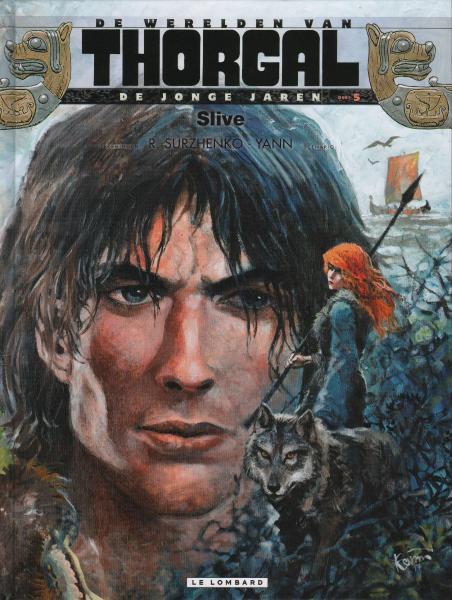 De werelden van Thorgal - De jonge jaren 5 Slive