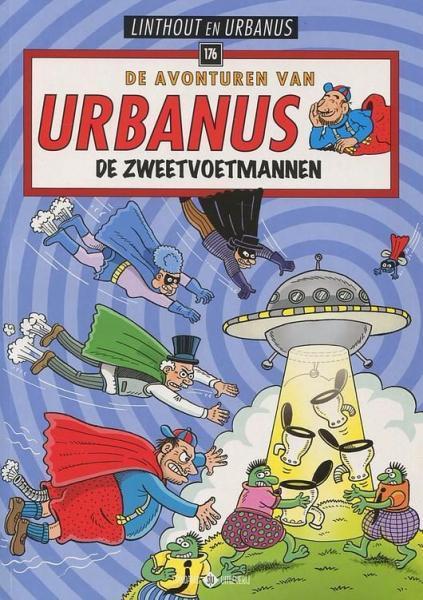 Urbanus 176 De zweetvoetmannen