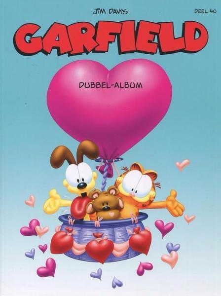 Garfield dubbel-album (Loeb) 40 Deel 40