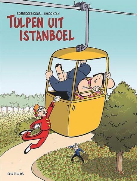 Robbedoes door... S3 Tulpen uit Istanboel