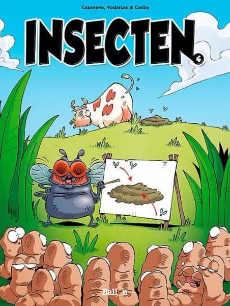 Insecten 4 Deel 4
