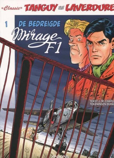 Tanguy en Laverdure - Classic 1 De bedreigde Mirage F1