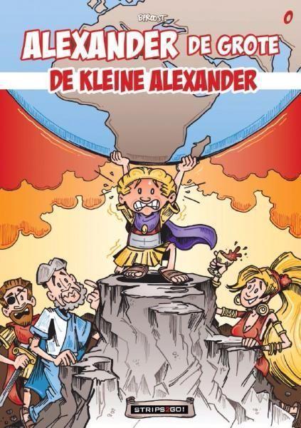 Alexander de grote (Proost) 0 De kleine Alexander