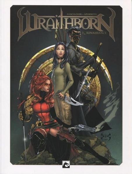 Wraithborn (Dark Dragon) 3 Renaissance, deel 3
