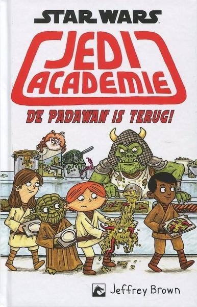 Star Wars: Jedi Academie 2 De padawan is terug