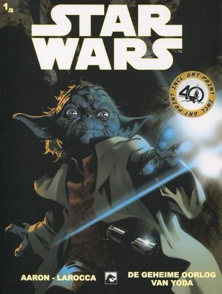 Star Wars (2 - Dark Dragon Books) 11 De geheime oorlog van Yoda, Deel 1