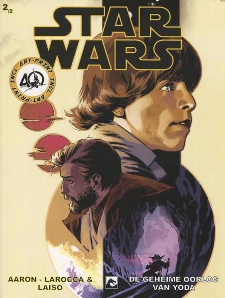 Star Wars (2 - Dark Dragon Books) 12 De geheime oorlog van Yoda, Deel 2