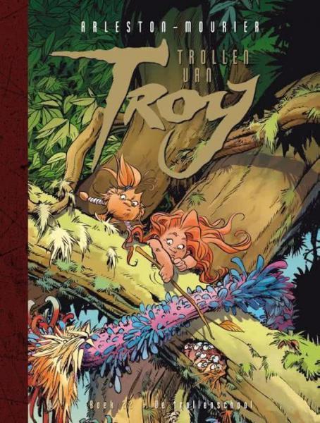 Trollen van Troy 22 De trollenschool