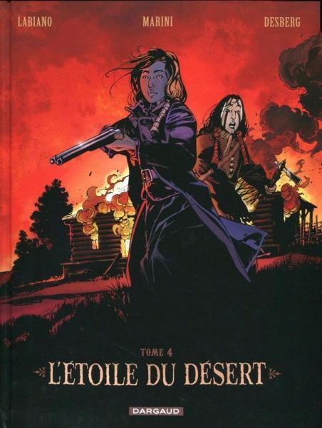 Ster van de woestijn 4 Tome 4