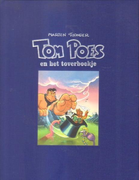 Tom Poes (Cliché) 4 Tom Poes en het toverboekje