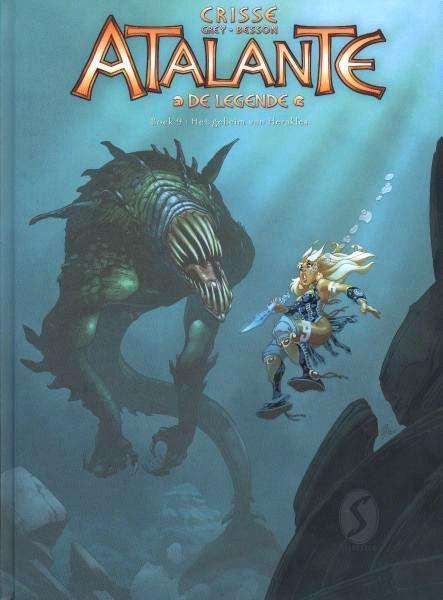Atalante 9 Het geheim van Herakles