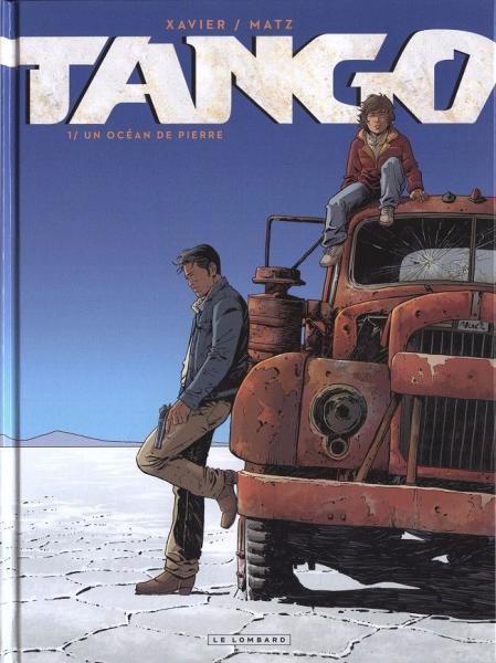 Tango (Xavier) 1 Un océan de pierre