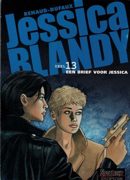 Jessica Blandy 13 Een brief voor Jessica