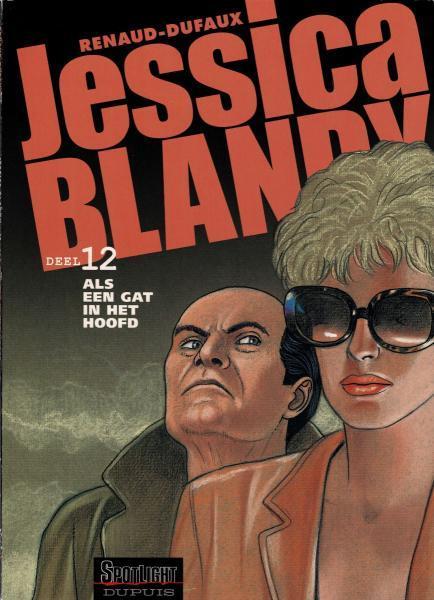 Jessica Blandy 12 Als een gat in het hoofd