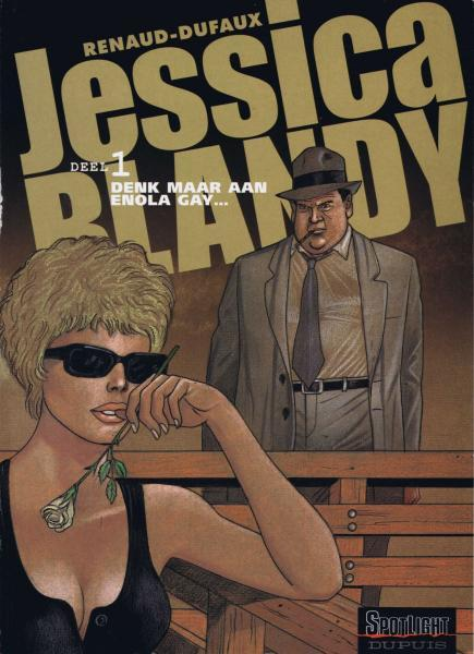 Jessica Blandy 1 Denk maar aan Enola Gay...