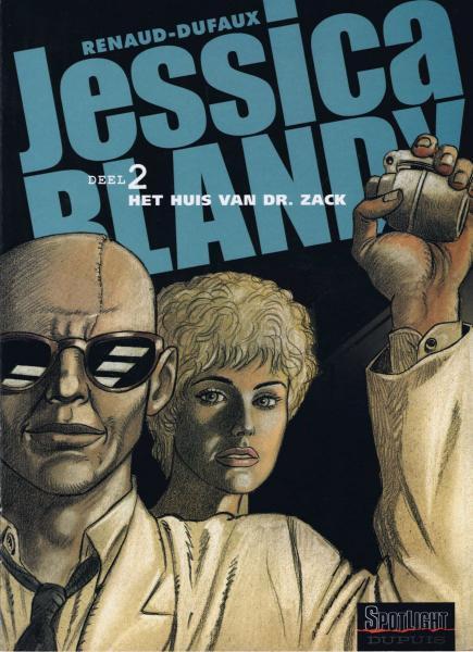 Jessica Blandy 2 Het huis van Dr Zack