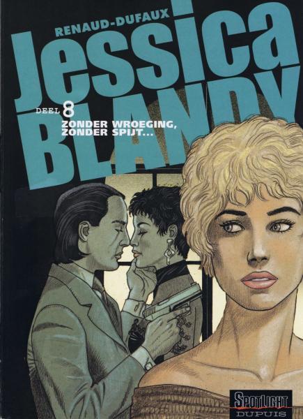 Jessica Blandy 8 Zonder wroeging, zonder spijt...