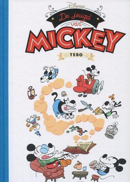 De jeugd van Mickey 1 De jeugd van Mickey