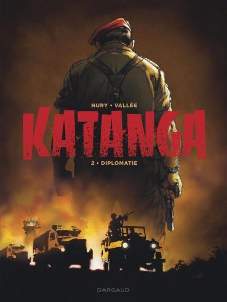 Katanga 2 Diplomatie