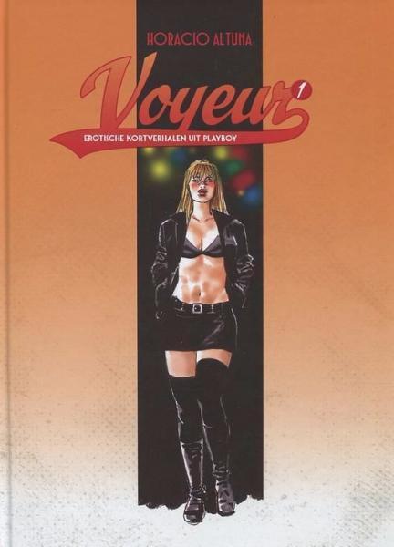 Voyeur 1 Erotische korverhalen uit Playboy
