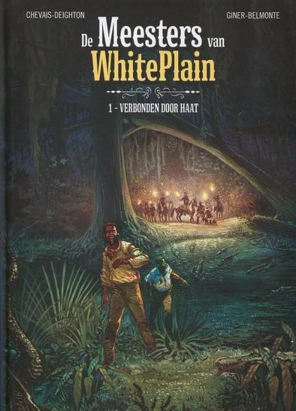 De meesters van White Plain 1 Verbonden door haat