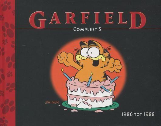 Garfield compleet 5 1986 - 1988