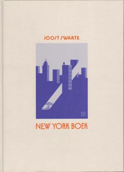 New York boek 1 New York boek