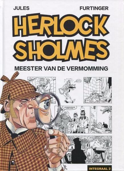 Herlock Sholmes 2 Integraal 2