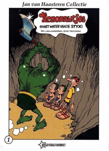 De Argonautjes (Favoriet) 1 De Argonautjes en het water van de Styx