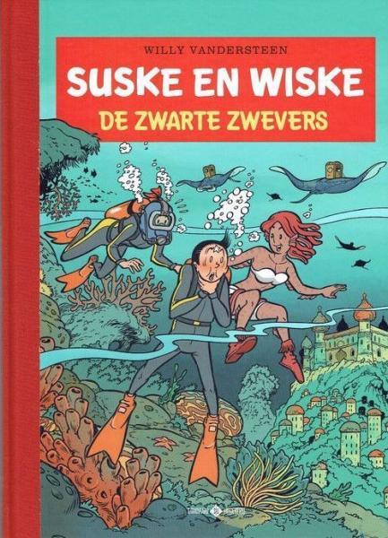 Suske en Wiske 342 De zwarte zwevers