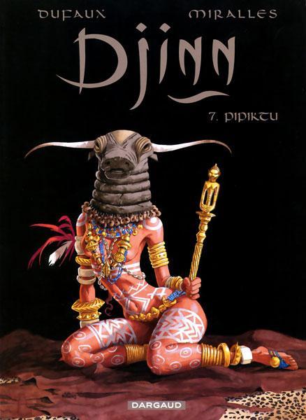 Djinn 7 Pipiktu
