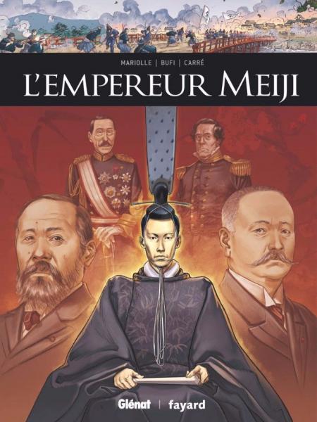 Ils ont fait l'histoire 24 L'empereur Meiji