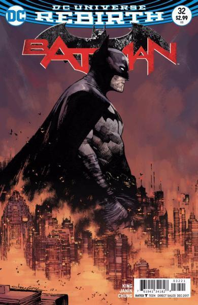Batman B32 The War of Jokes & Riddles, Conclusion